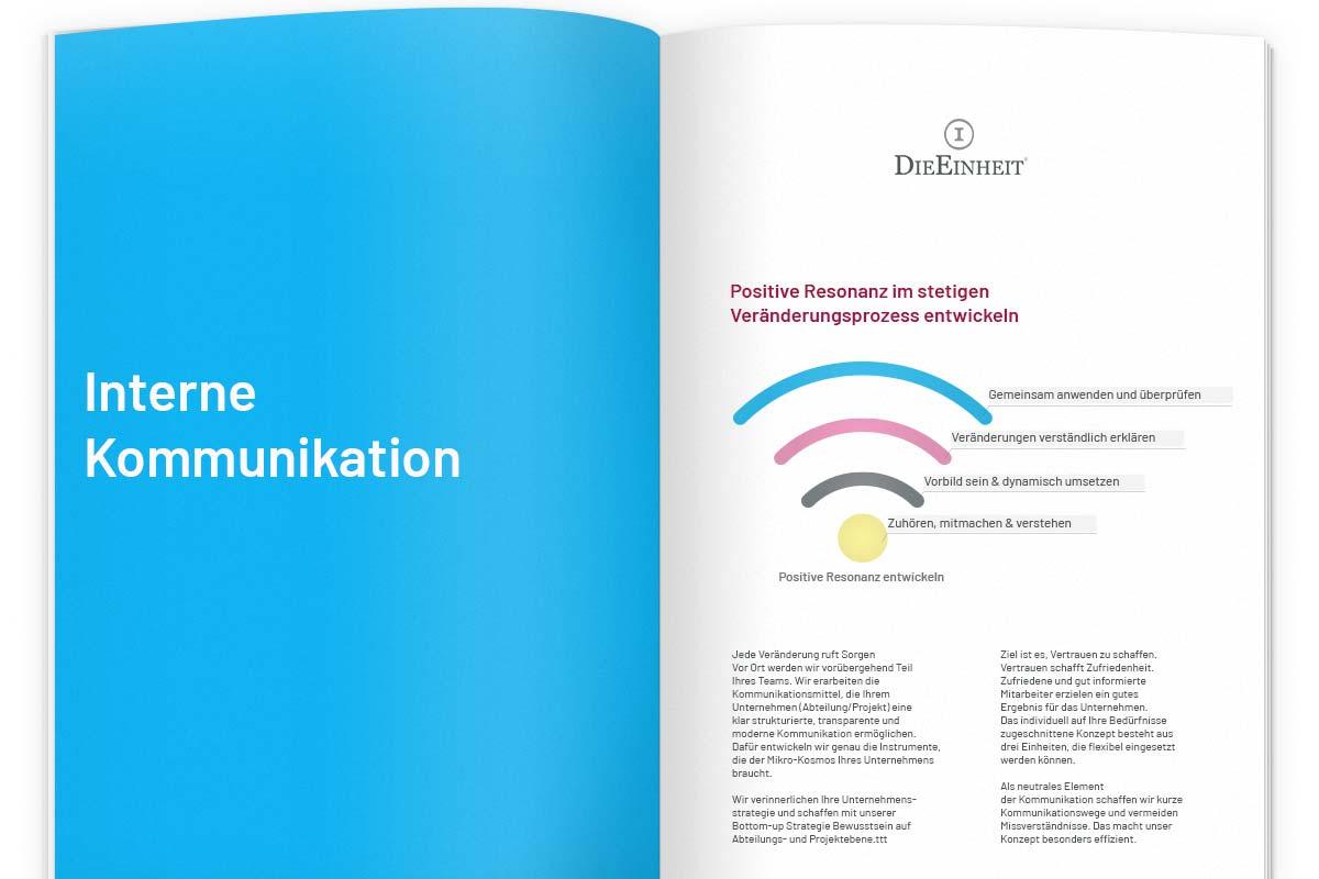 Interne Kommunikation: Positive Resonanz entwickeln
